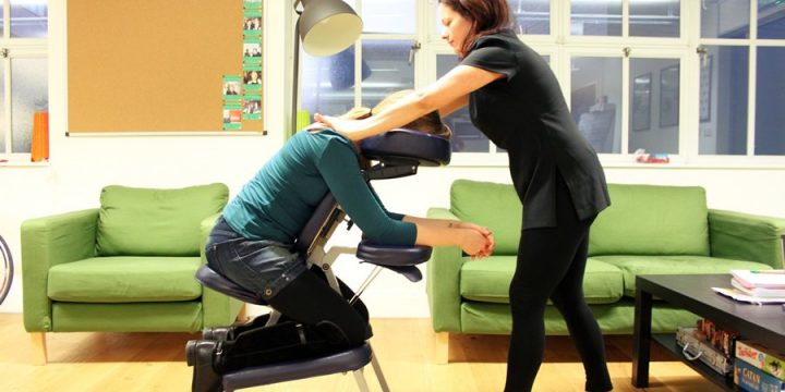 Massage at the Workplace