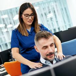 Desk Massage