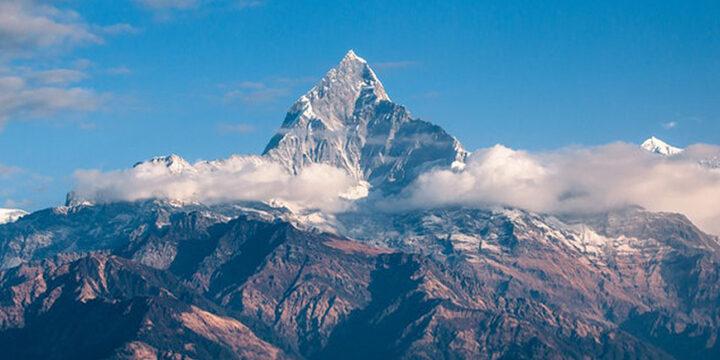 Not everyone can climb Everest