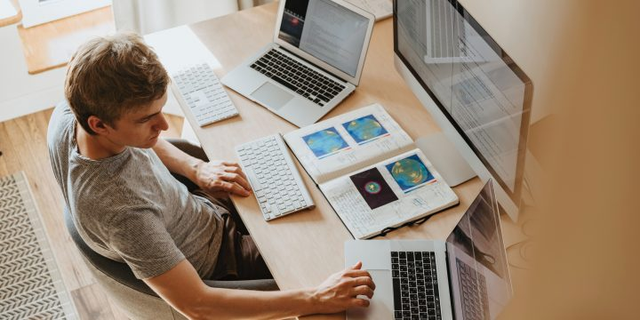5 Mindfulness Tips While Working From Home