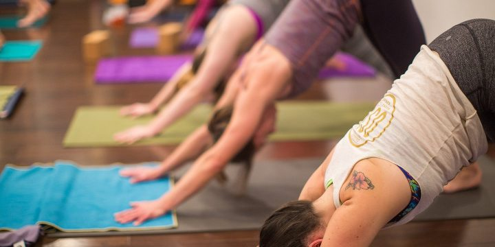 The Benefits of Yoga for Stress Relief
